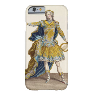 Costume for Apollo in the opera 'Phaethon', engrav Barely There iPhone 6 Case