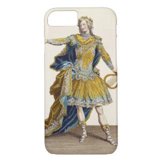 Costume for Apollo in the opera 'Phaethon', engrav iPhone 8/7 Case