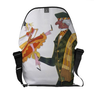 Costume for the Englishman, from La Boutique Fanta Courier Bag