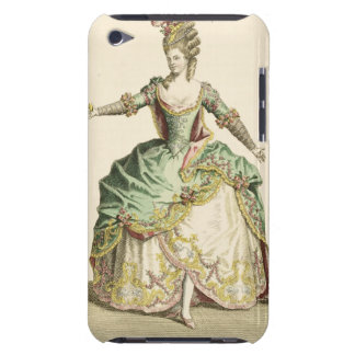 Costume for Venus in several operas, engraved by t iPod Case-Mate Cases