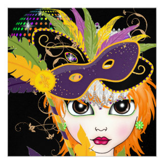 Costume Party Invitation by SRF