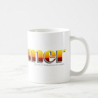 Costumer (Text Only) Coffee Mug