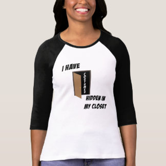 Costumes in My Closet T-Shirt