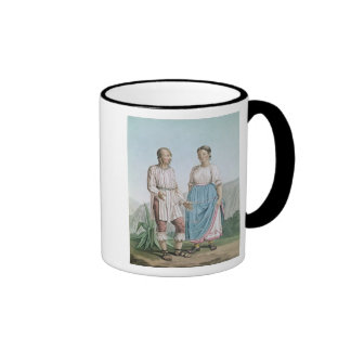 Costumes of the Indians of Michouacan Coffee Mugs