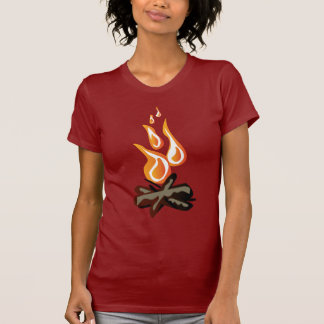 Cosy Camp Fire T-Shirt