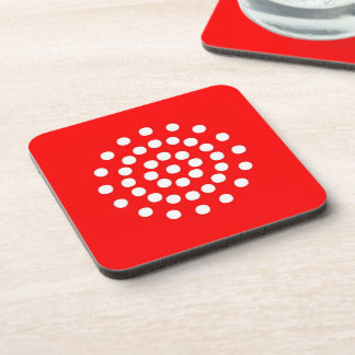 Cosy Christmas Coaster