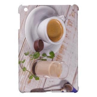Cosy Coffee iPad Mini Case