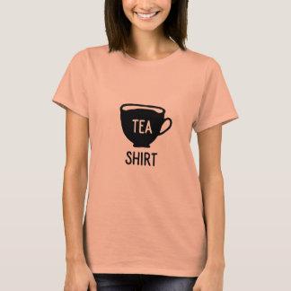 Cosy tea shirt mug pun