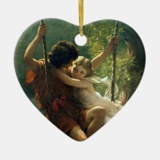 "Cot's ""Primavera"" art ornament"