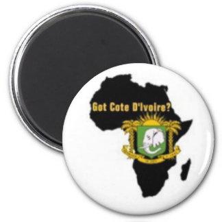 Côte d Ivoire Flag T-Shirt And Etc Fridge Magnet