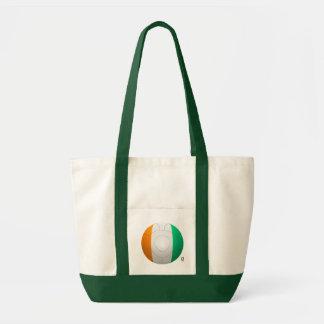 Côte d Ivoire - Les Éléphants Football Tote Bag
