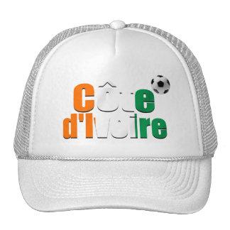 Côte d Ivoire logo football fans soccer ball gifts Hats