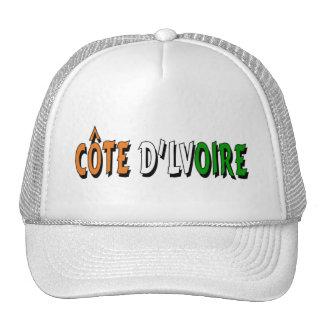 Côte d'Lvoire Mesh Hats