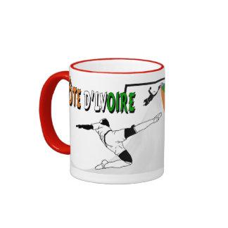 Côte d'Lvoire Coffee Mug