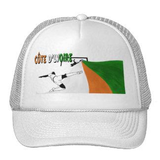 Côte d'Lvoire Trucker Hats