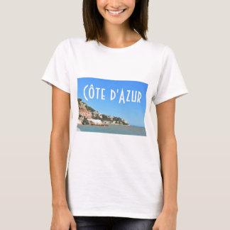 Côte d'Azur in Nice, France T-Shirt