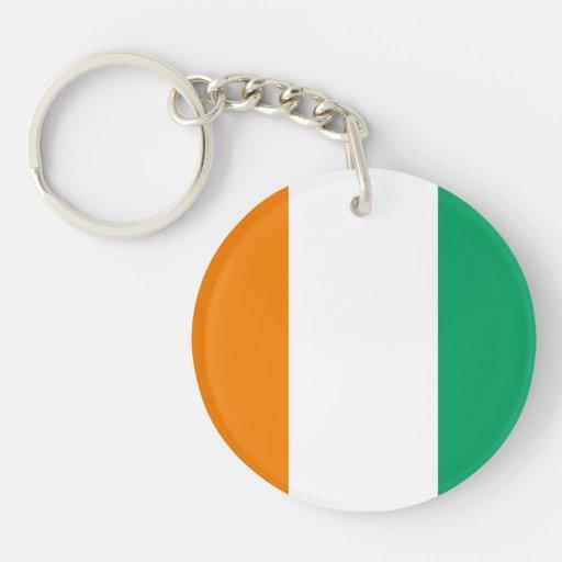 Côte d'Ivoire Key Chain
