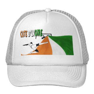 Cote d'Lvoire Trucker Hat