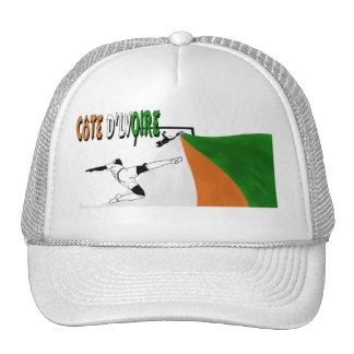 Cote d'Lvoire Mesh Hats
