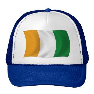 Cote d'lvoire (Ivory Coast) Flag Hat