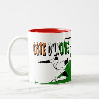 Cote d'Lvoire Mug