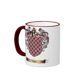 Cote Shield of Arms Mug