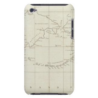Cotes, America, Asia Case-Mate iPod Touch Case