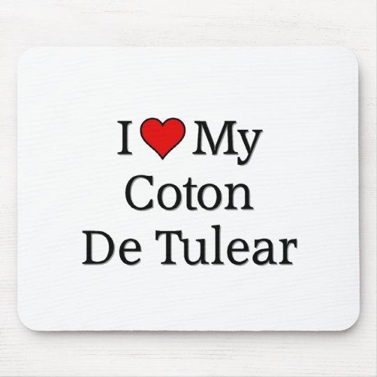 Coton De Mouse Mat