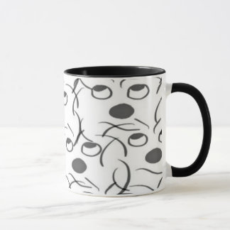 Coton de Tulear Cartoon Mug