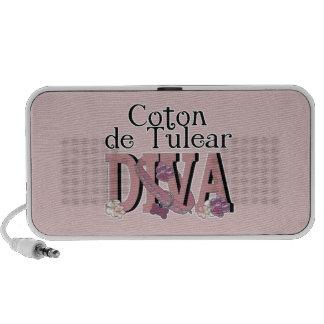 Coton de Tulear DIVA Speaker System