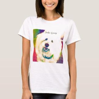 Coton de Tulear Feelin' Groovy T-Shirt
