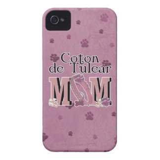 Coton de Tulear MOM Case-Mate iPhone 4 Cases