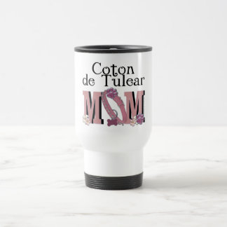 Coton de Tulear MOM Travel Mug