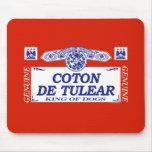 Coton De Tulear Mousepads