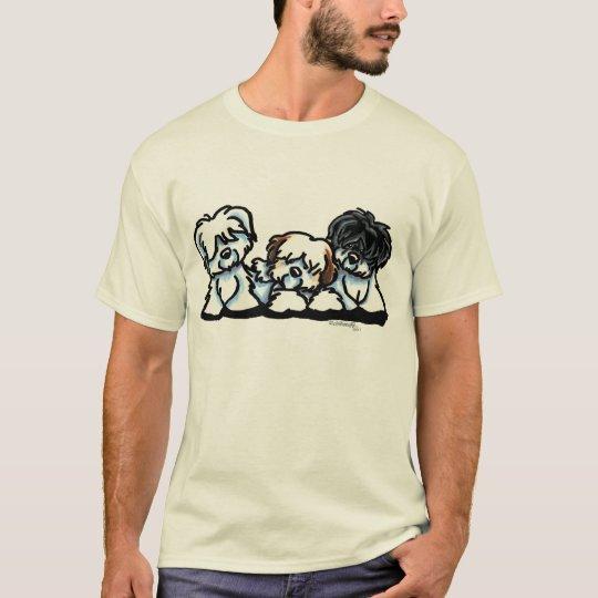 Coton De Tulear Trio T-Shirt