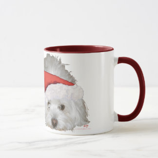 Coton de Tulear - Waiting Mug