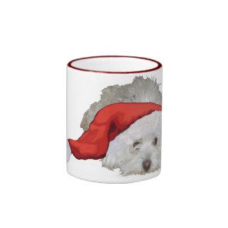Coton de Tulear - Waiting Ringer Mug