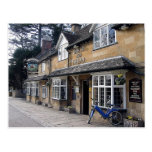 Cotswolds England Country Pub Postcards