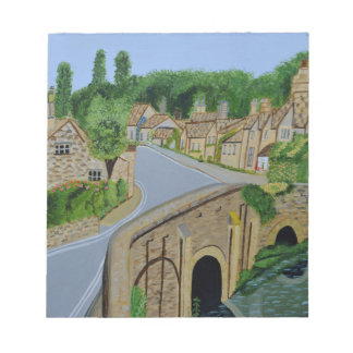 Cotswolds England Notepad
