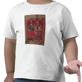 Cott Nero D VIII Offa, King of Mercia Tee Shirt