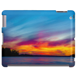 Cottage Country Sunset Case