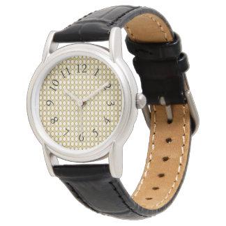 Cottage-Diamonds(c) Newport Cream*ST_Multi-Styles Watch