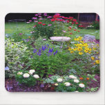 Cottage Garden Mouse Pad