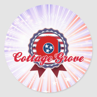 Cottage Grove, TN Stickers