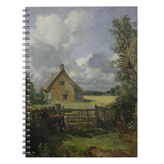 Cottage in a Cornfield, 1833 Notebooks