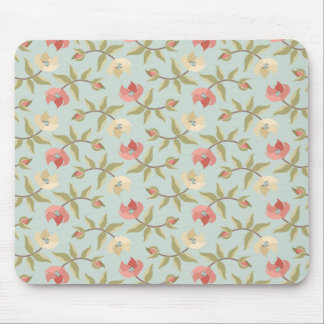 Cottage Rose Mousepad