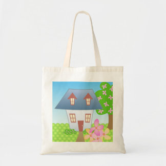 Cottage – Spring Tote Bag