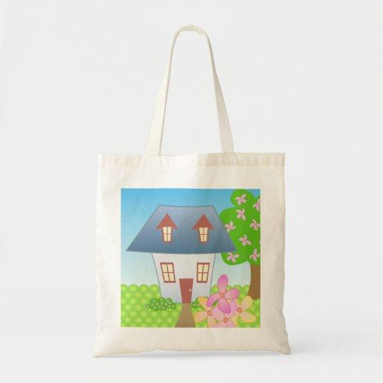 Cottage – Spring Tote Bag