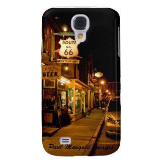 Cottage Street Bar Harbor Galaxy S4 Case