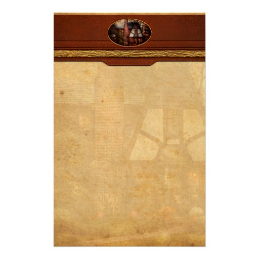 Cottage - Westfield, NJ - A place to retire Customized Stationery